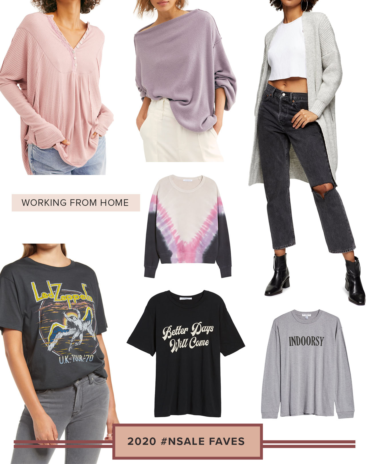 2020 Nordstrom Anniversary Sale Favorites for Working From Home