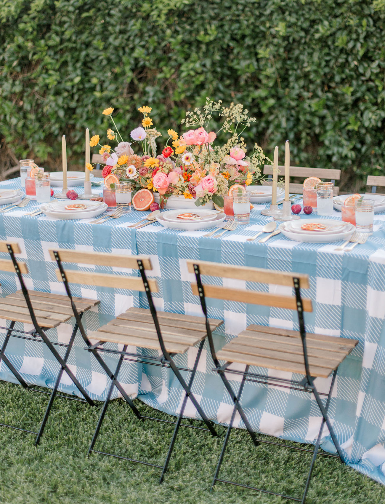 Tutti Fruitti Inspired Bridal Shower