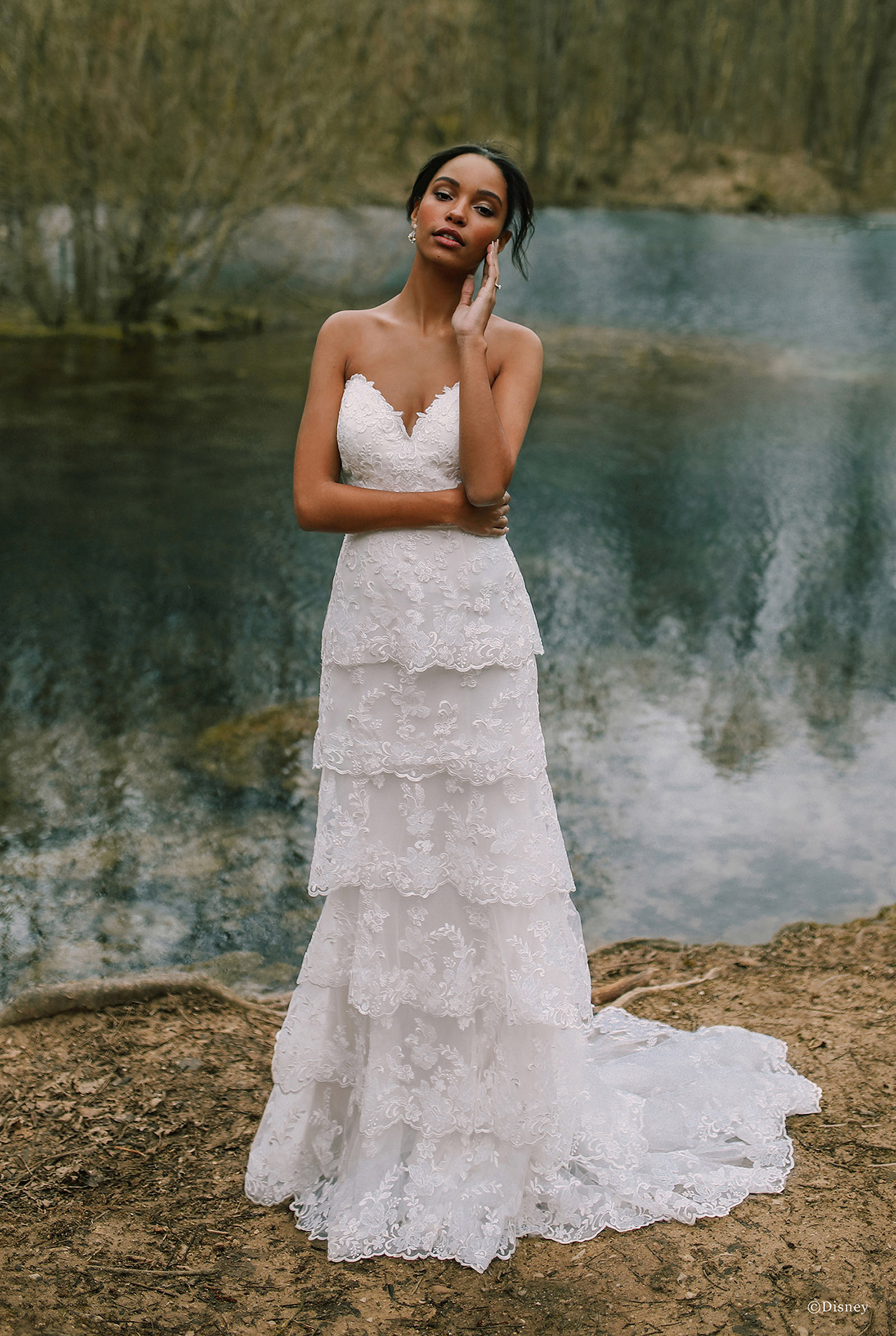 Tiana Wedding Dress from Allure Bridals