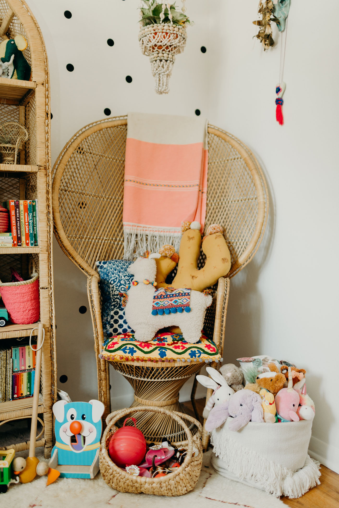 boho eclectic home