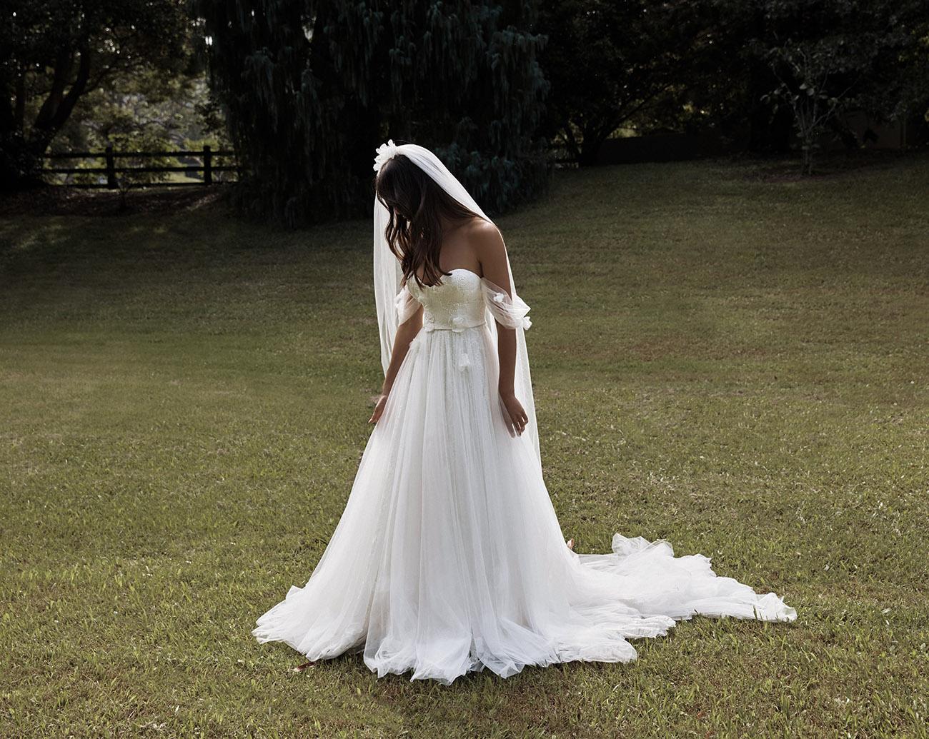 Grace Loves Lace Star Wedding Dress