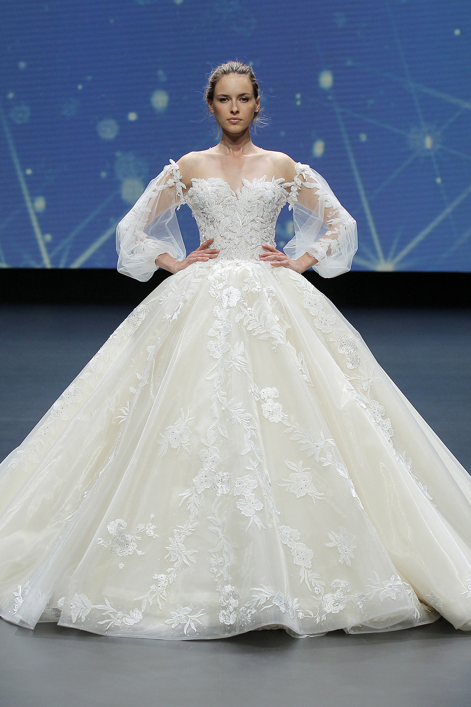 Amelia Casablanca wedding dress