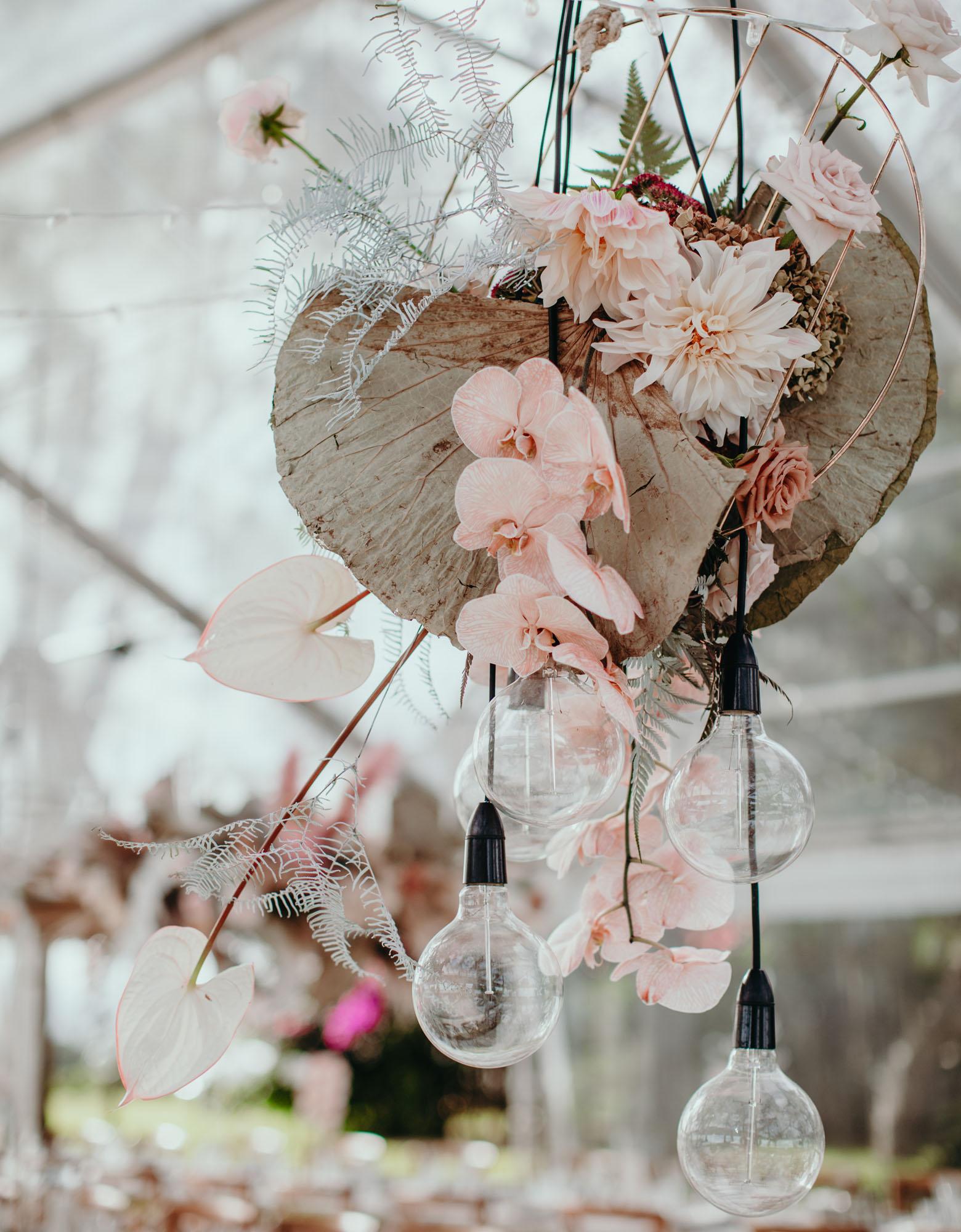flower light fixture