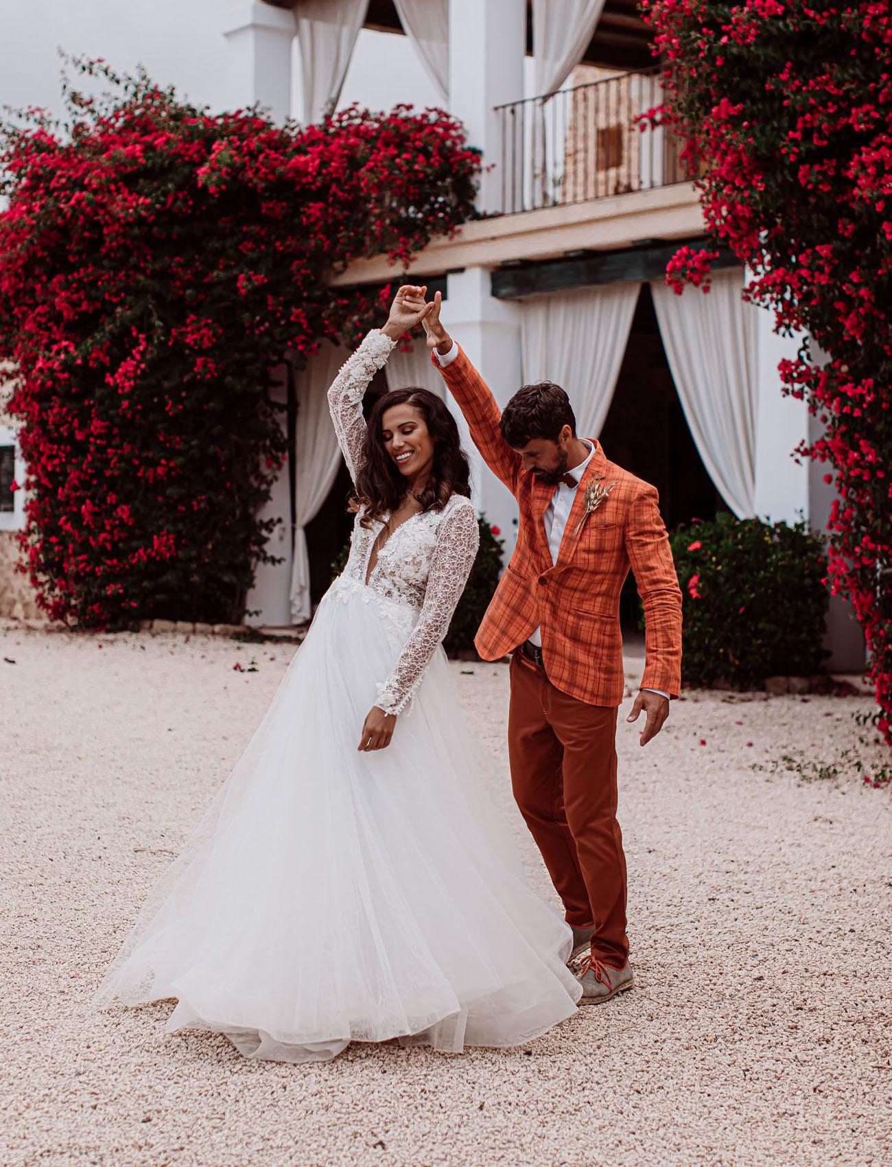Boho Ibizia Wedding Inspiration