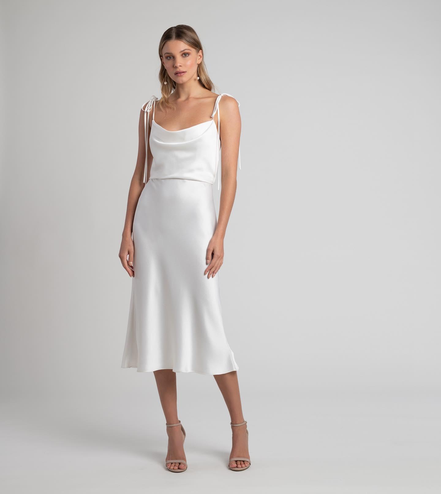 jenny yoo kat midi wedding dress