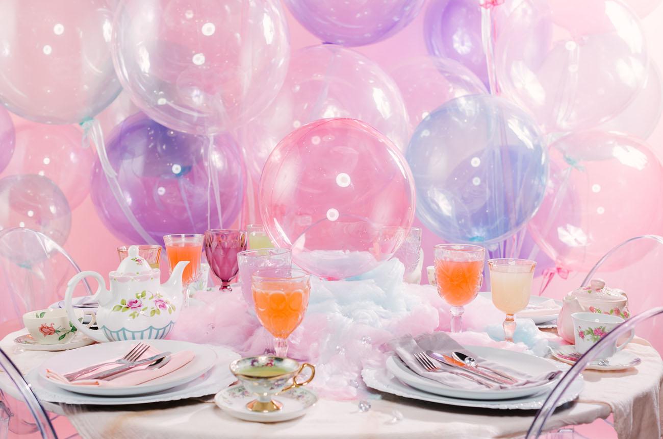 Pastel Bridal Tea Party Inspiration