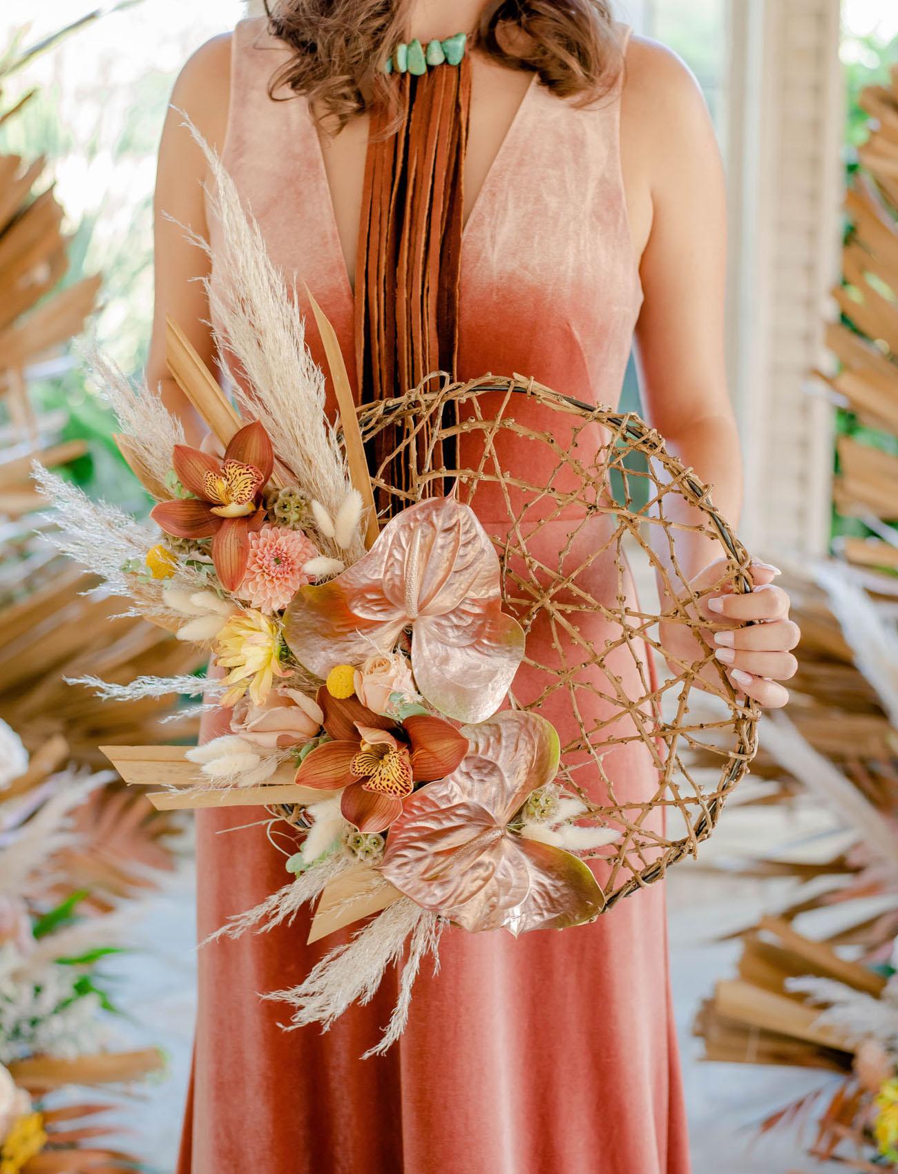 tumbleweed bouquet