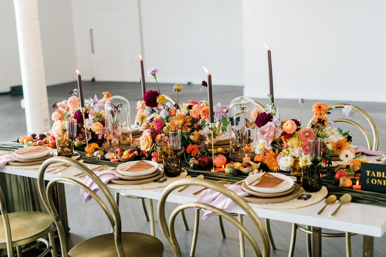 Pumpkin Wedding Inspiration