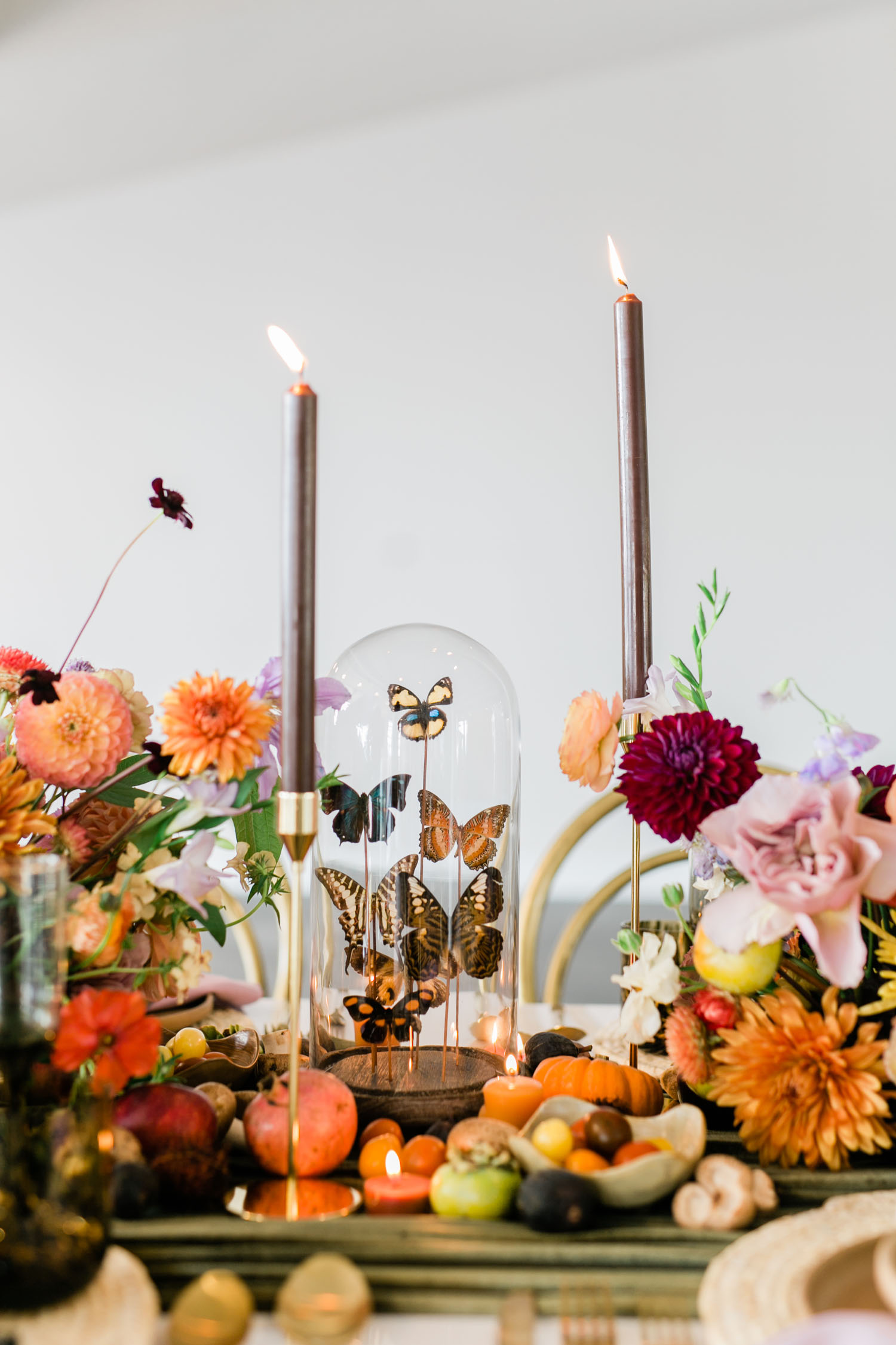 butterfly table decor