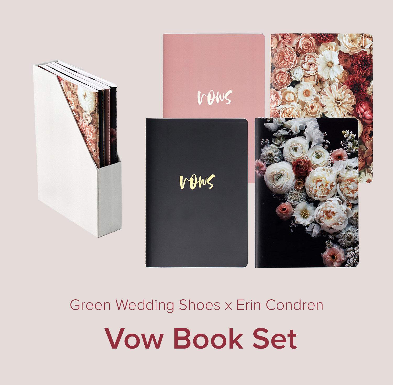 GWSxEC Vow Book Set