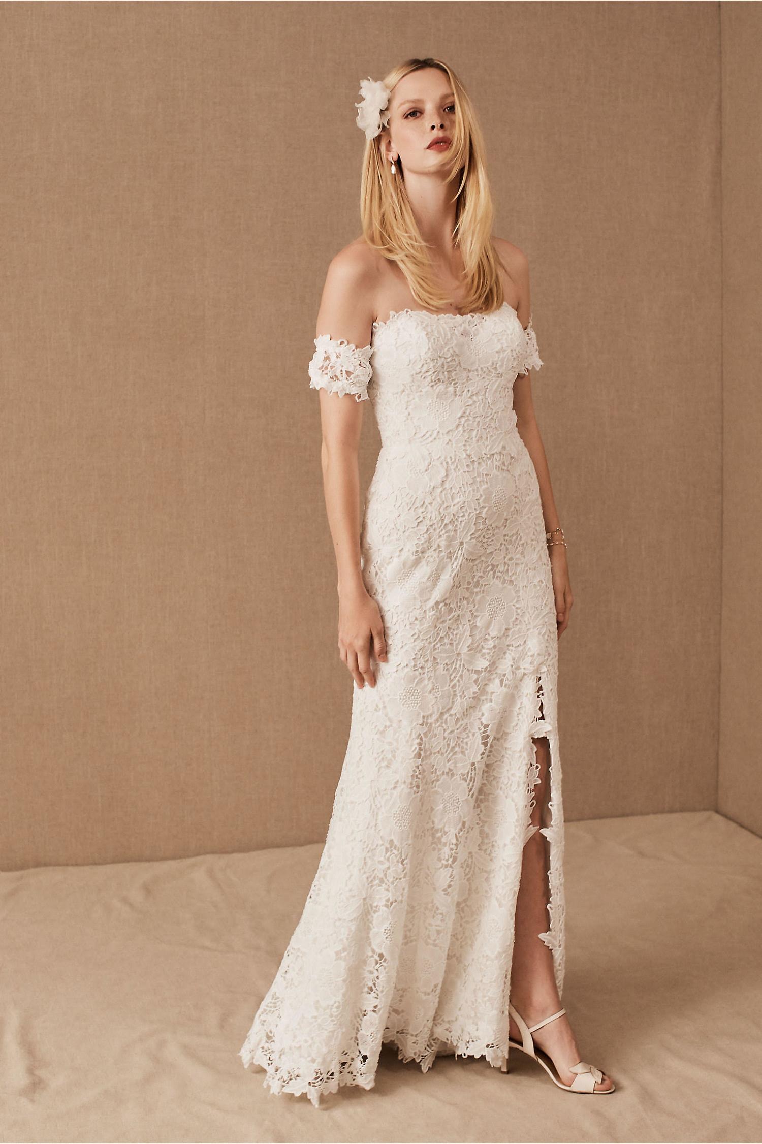 BHLDN Spring 2021 Bridal