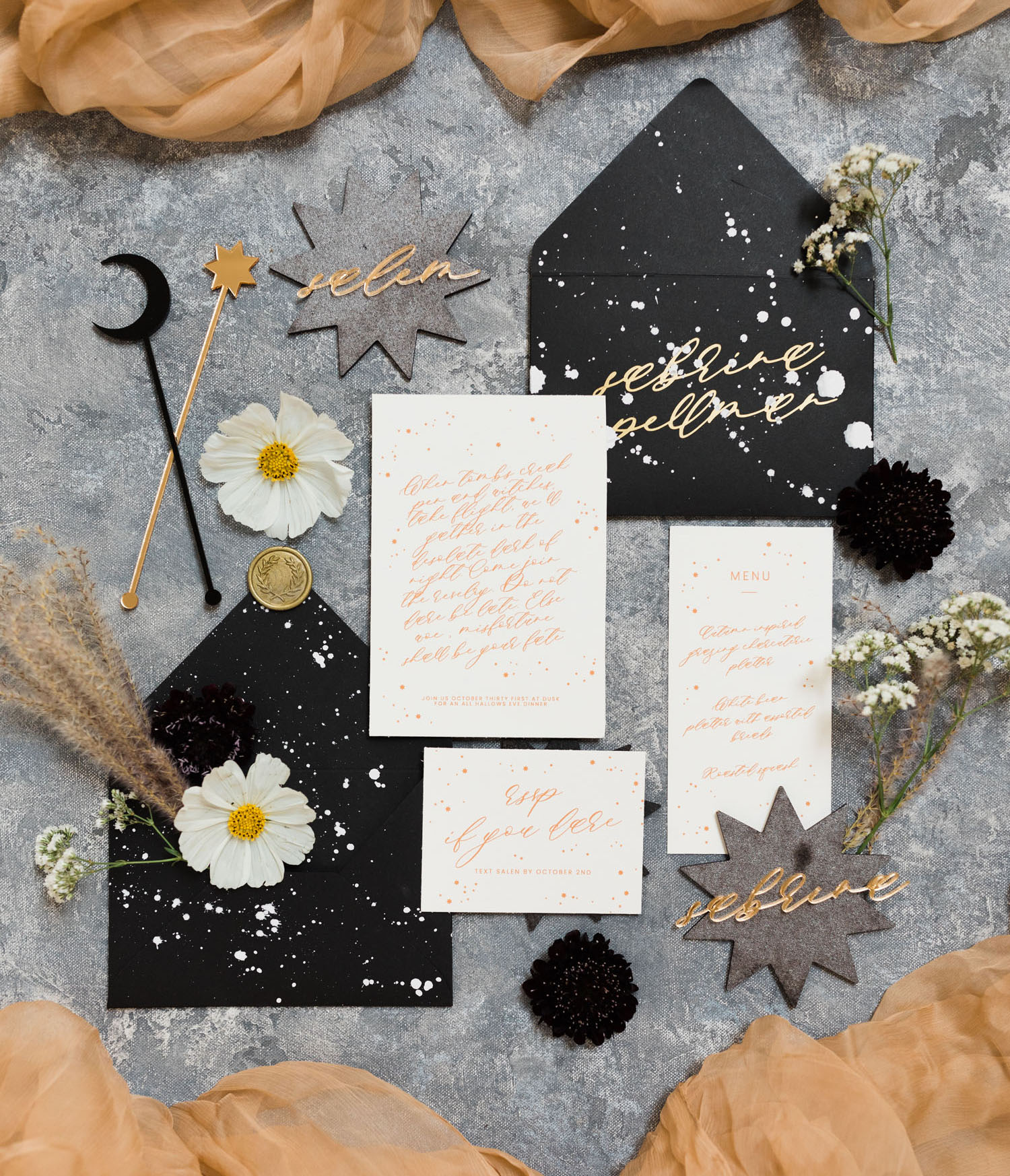 celestial invitation