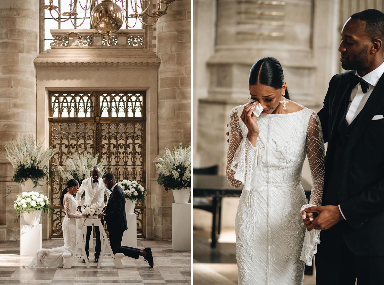 Chique City Wedding