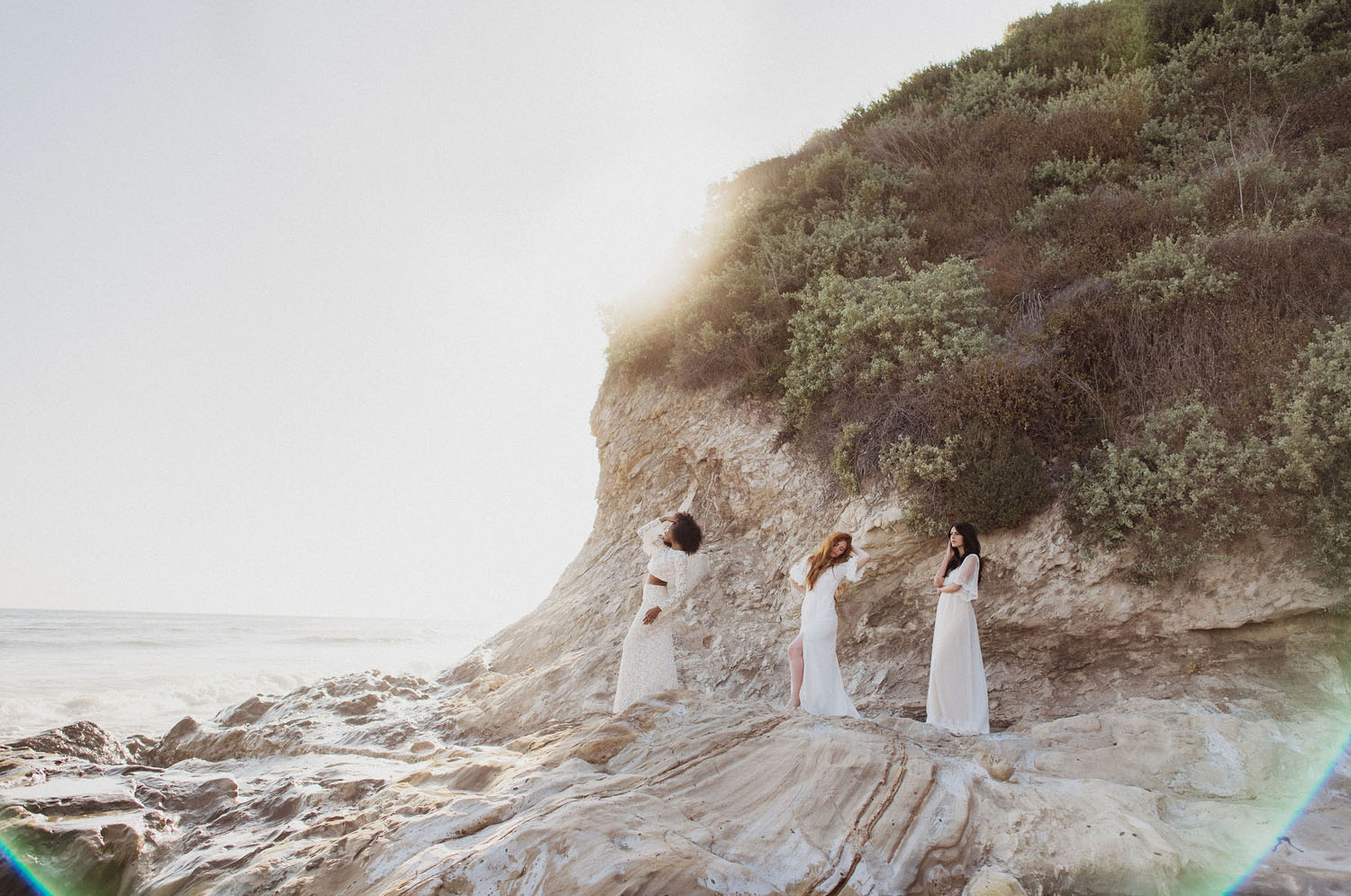 Boho Beach Wedding Inspiration