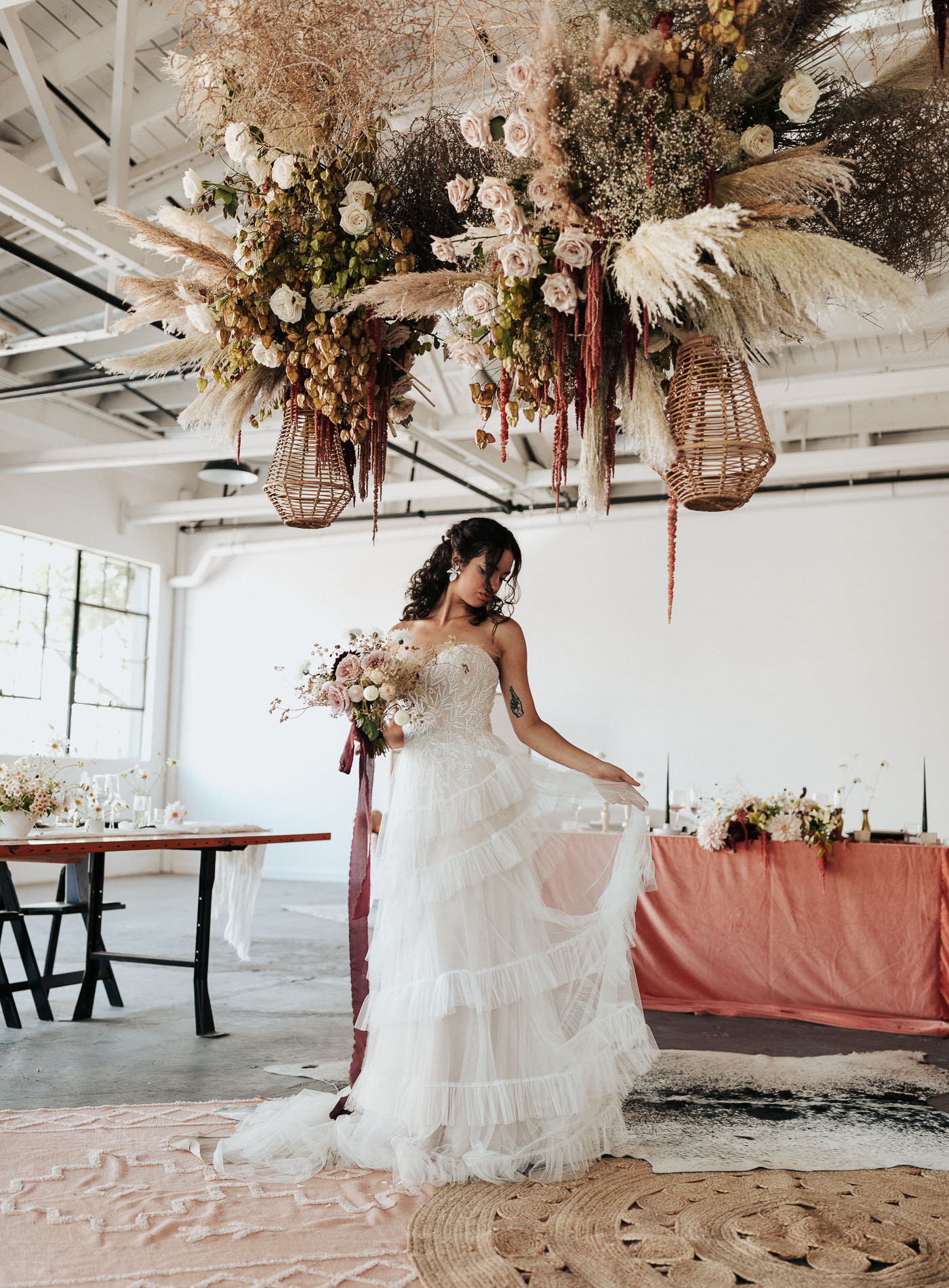 Edgy Modern Wedding Inspiration