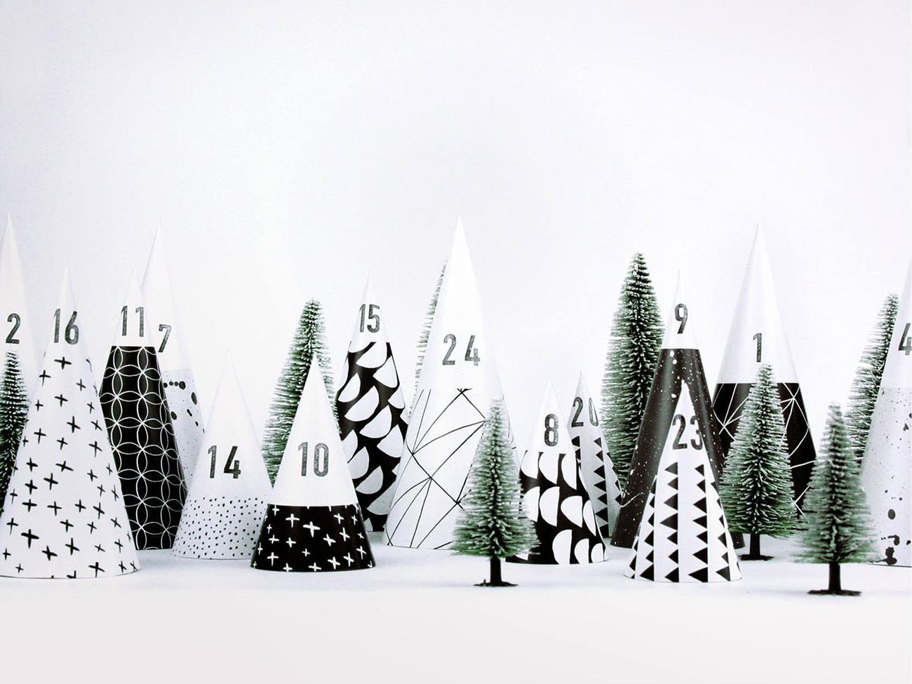 Hygge Advent Calendar DIY