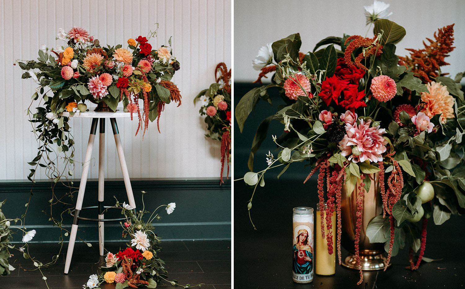 Hispanic Heritage Month Styled Shoot