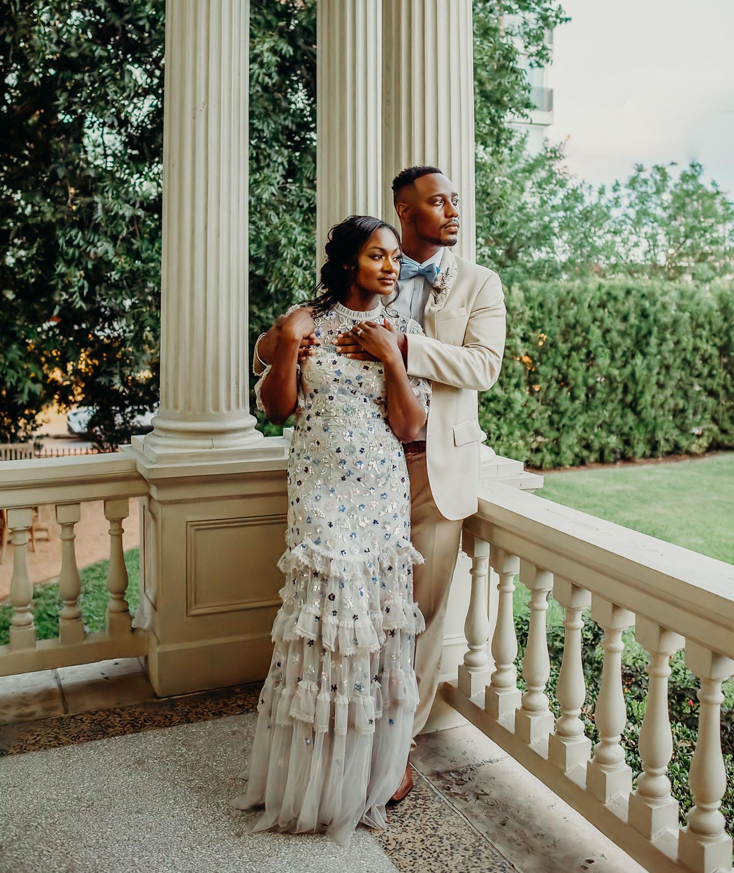 Vjenčanica s iglama i koncem