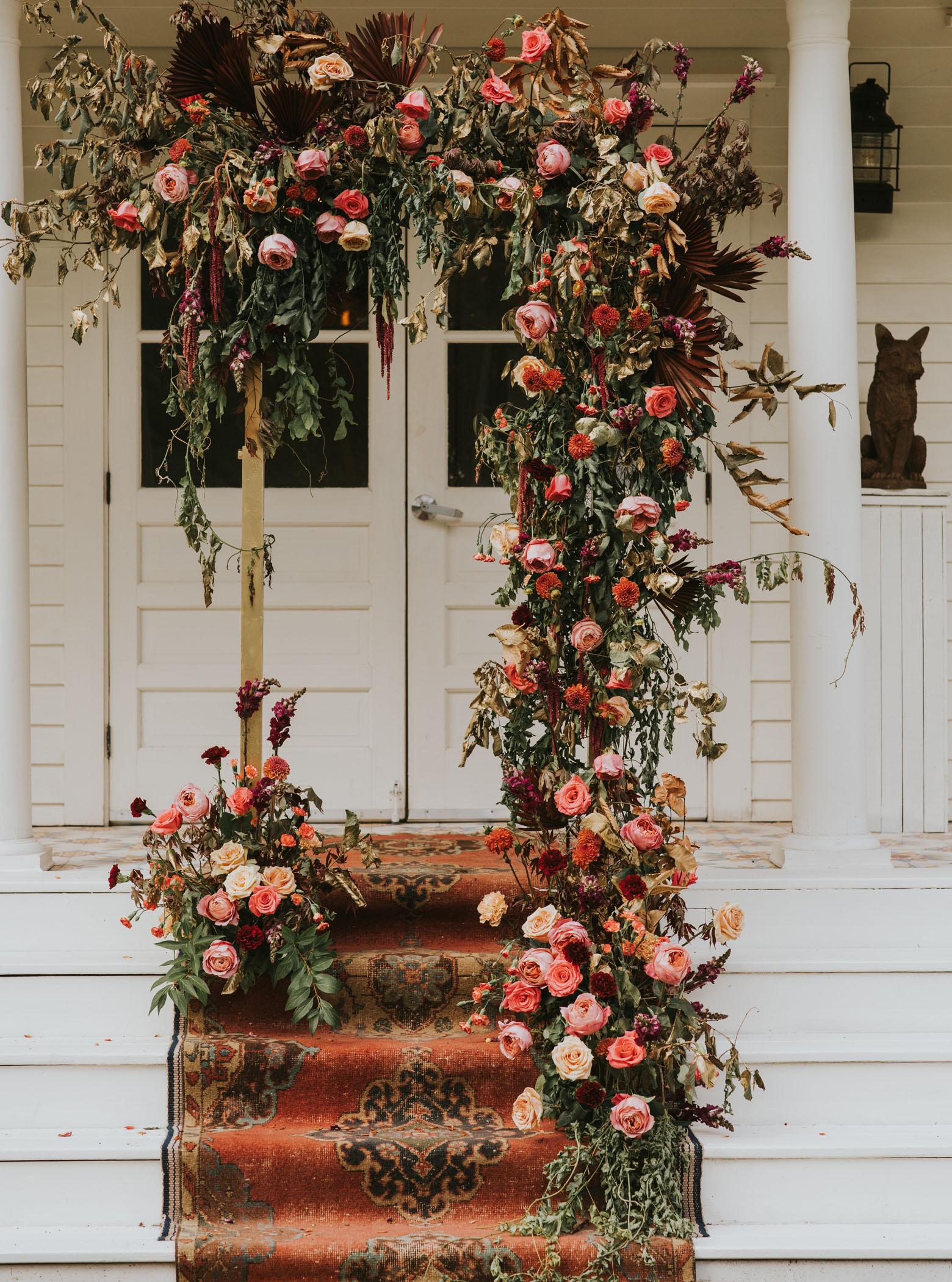 Foxfire Mountain House Herbst Inspiration