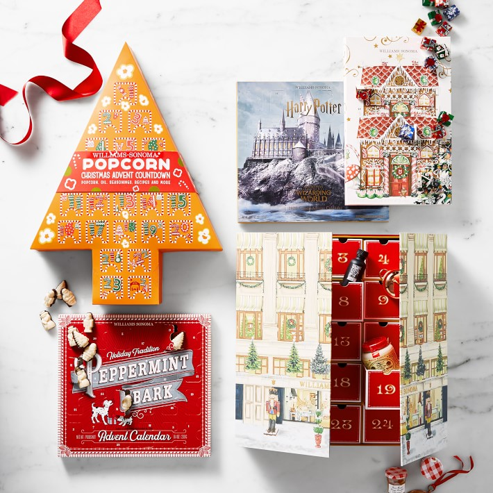 williams sonoma advent calendar