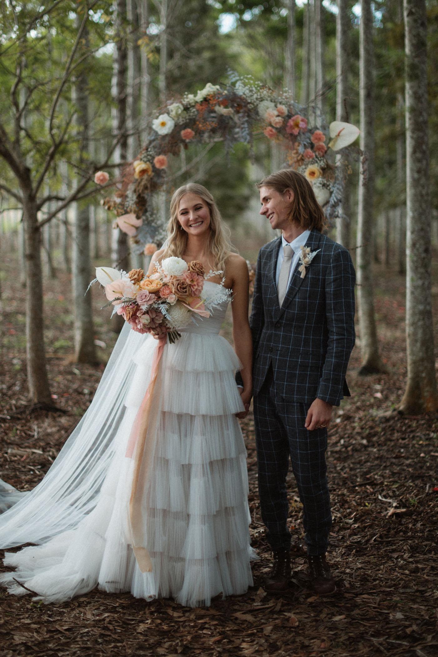 Australia Forest Wedding