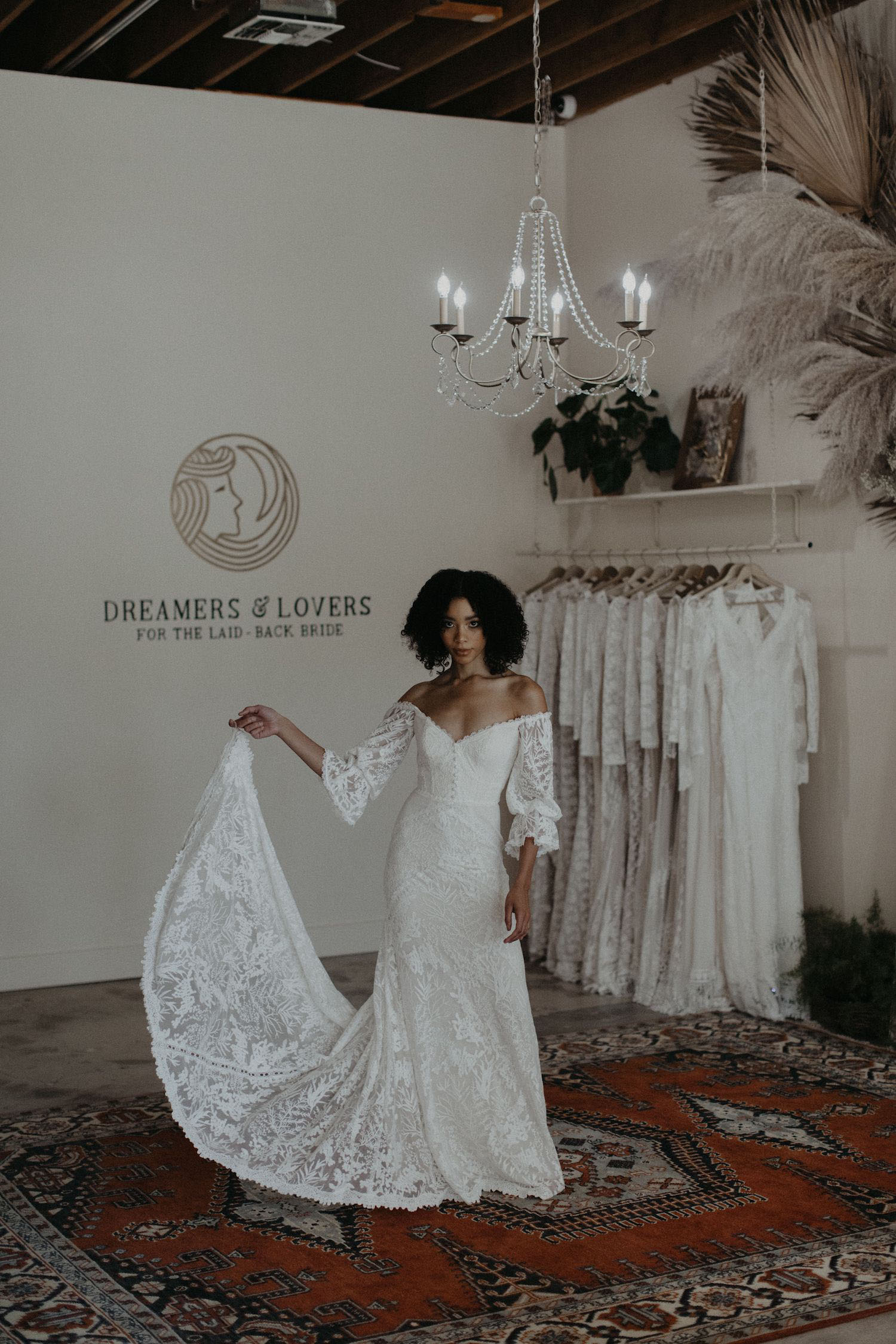 Dreamers & Lovers Flagship Launches with a New Boho Wedding Dress Collection!