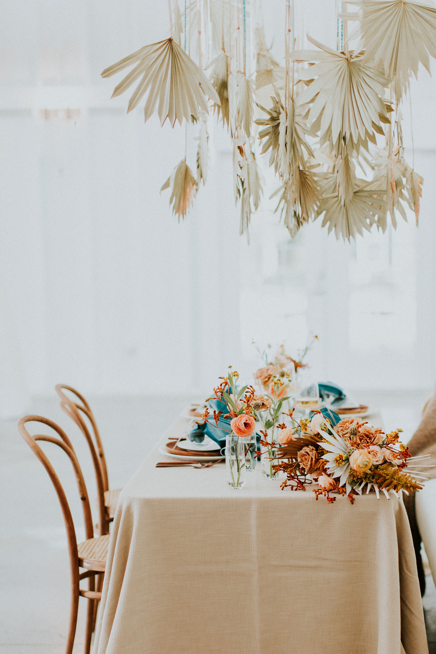 Fall Desert Wedding Inspiration