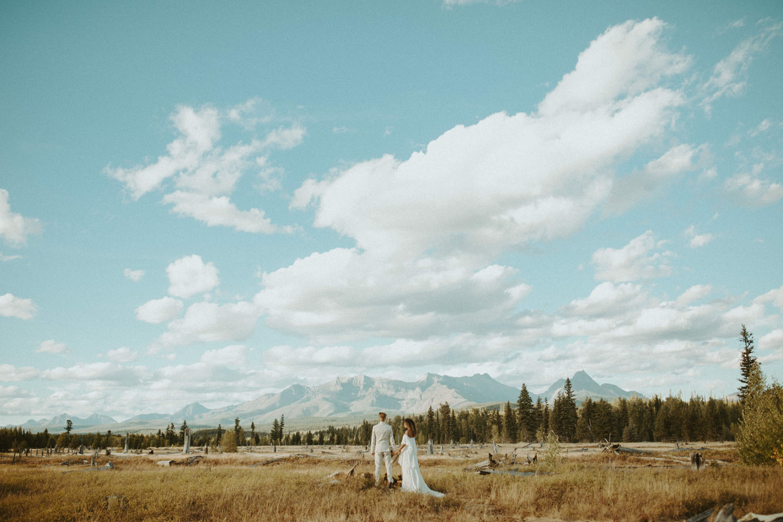 Polebridge Montana Vow Renewal