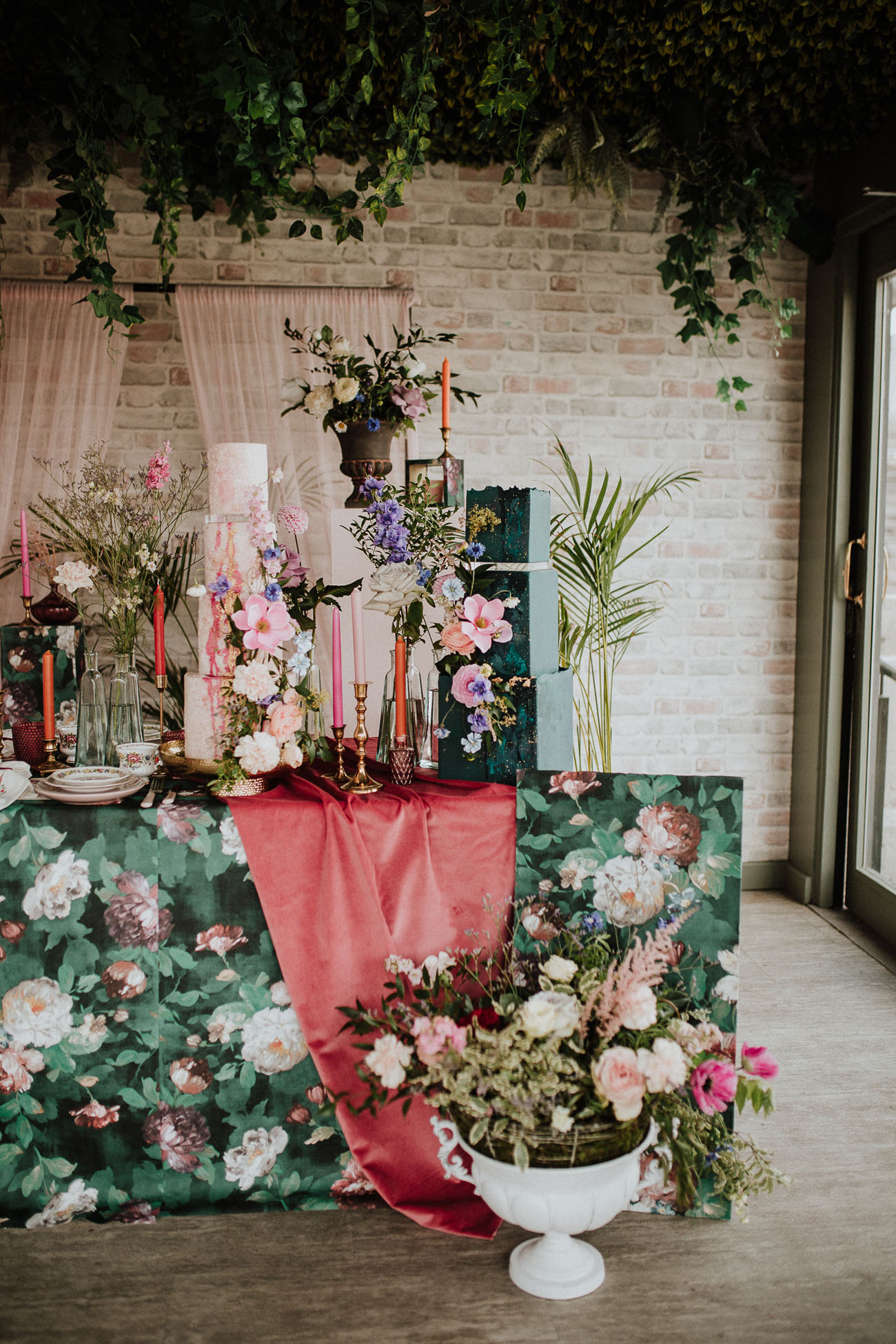 Floral wedding inspiration in the UK