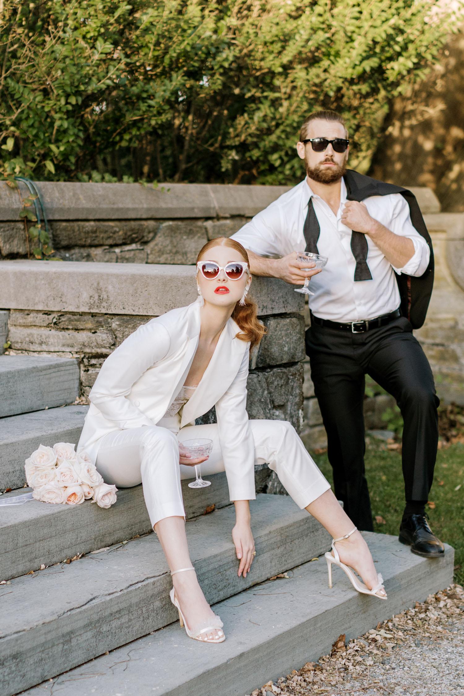 BHLDN Westlake Suit