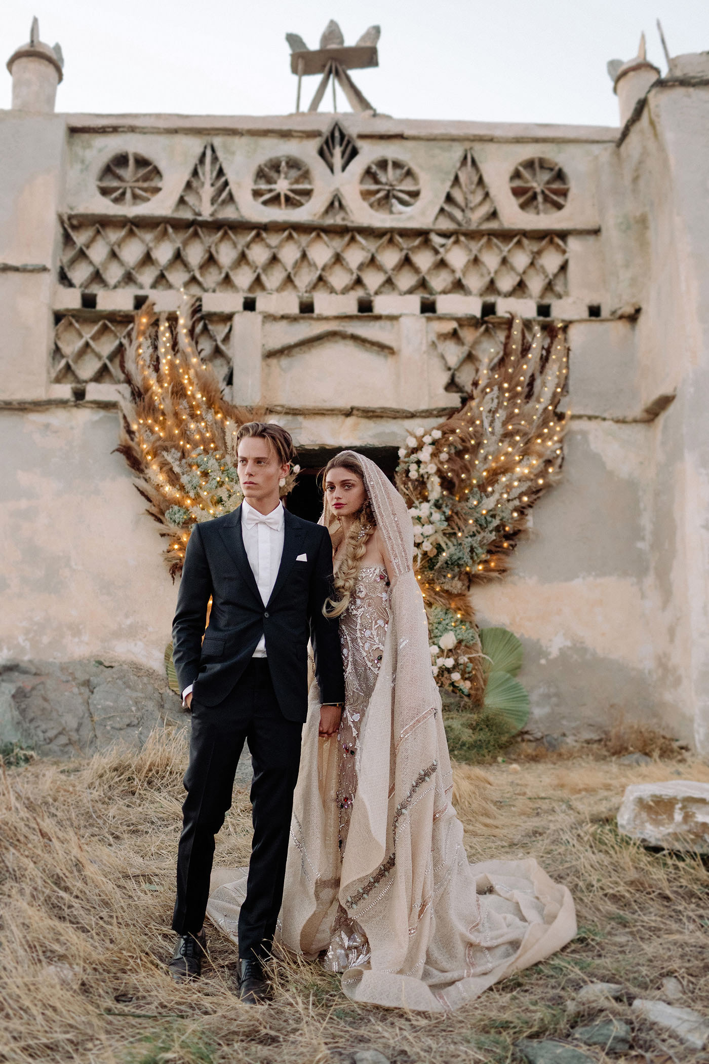 Greek Islands Wedding Inspiration