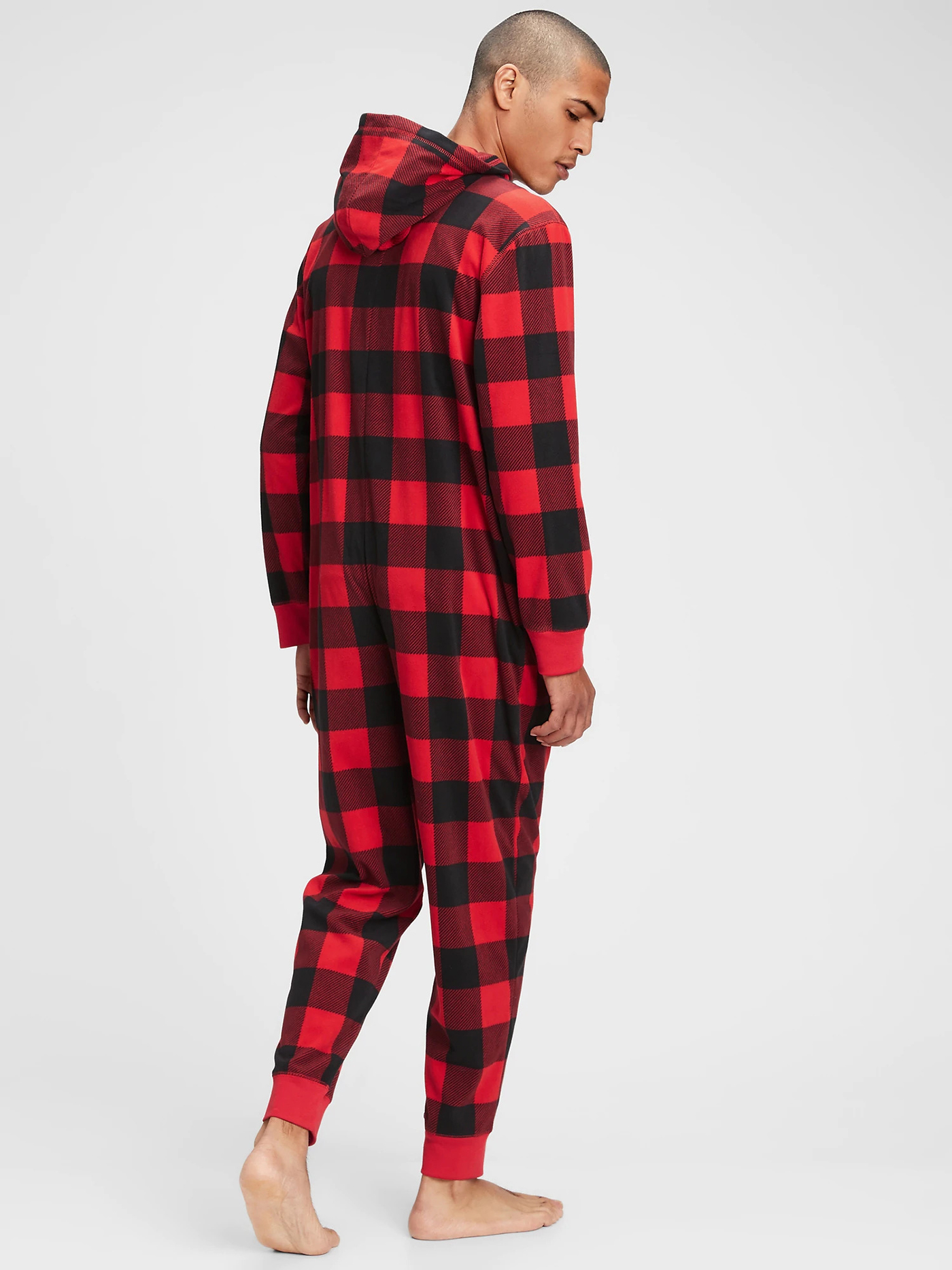 Gap Buffalo Plaid