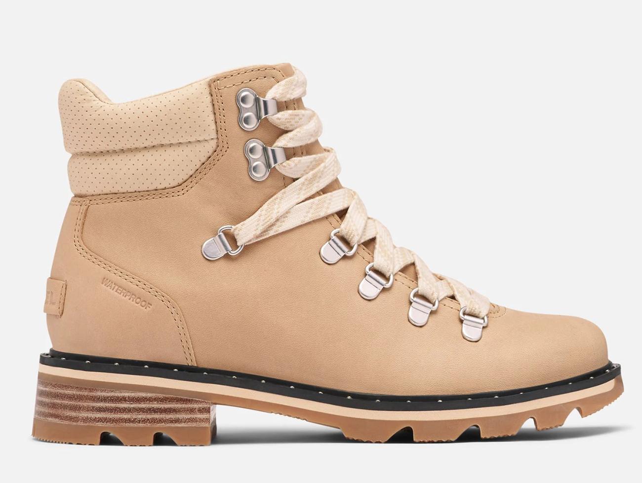 tan sorel boots