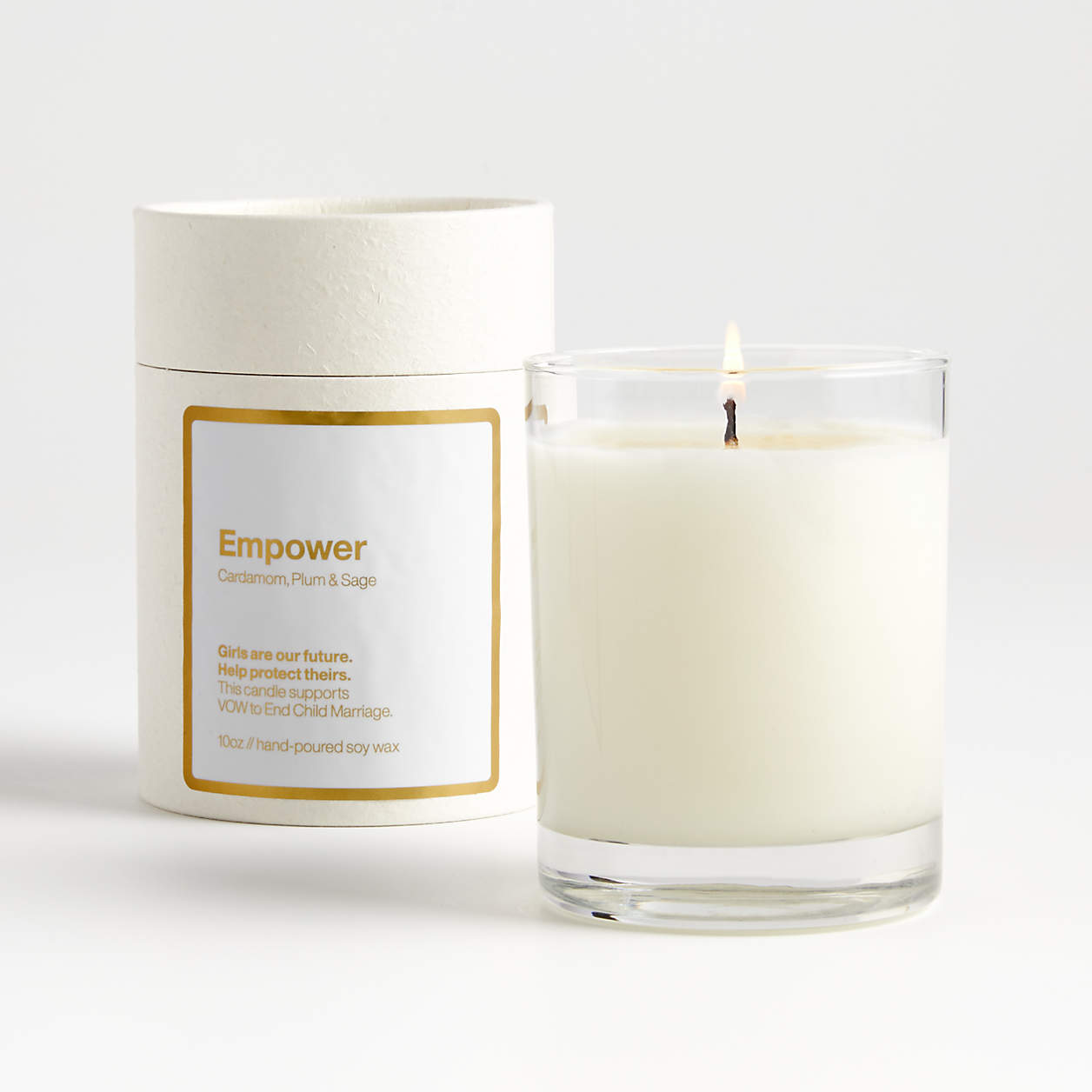 empower vow candle