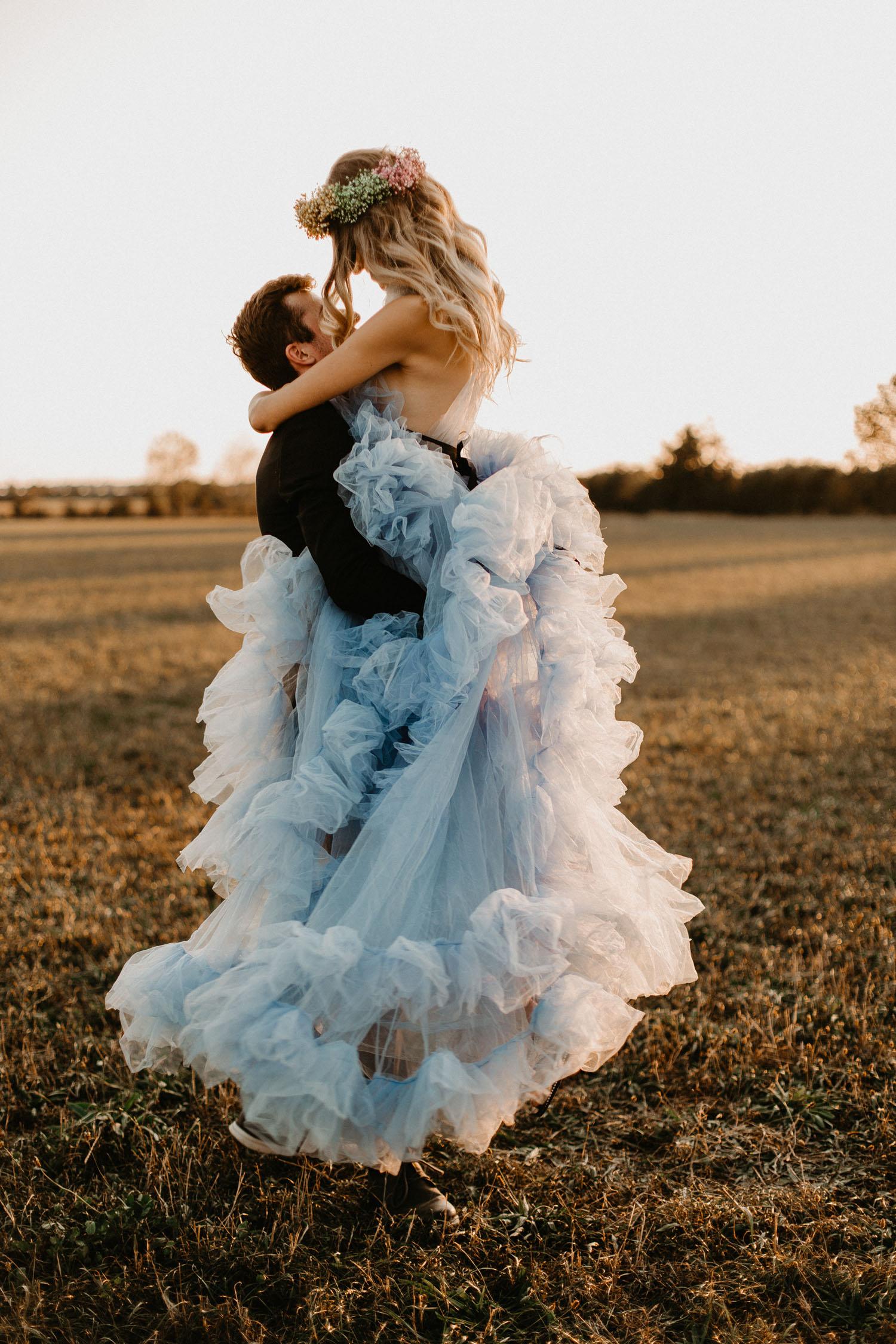 Taylor Swift Wedding Inspiration