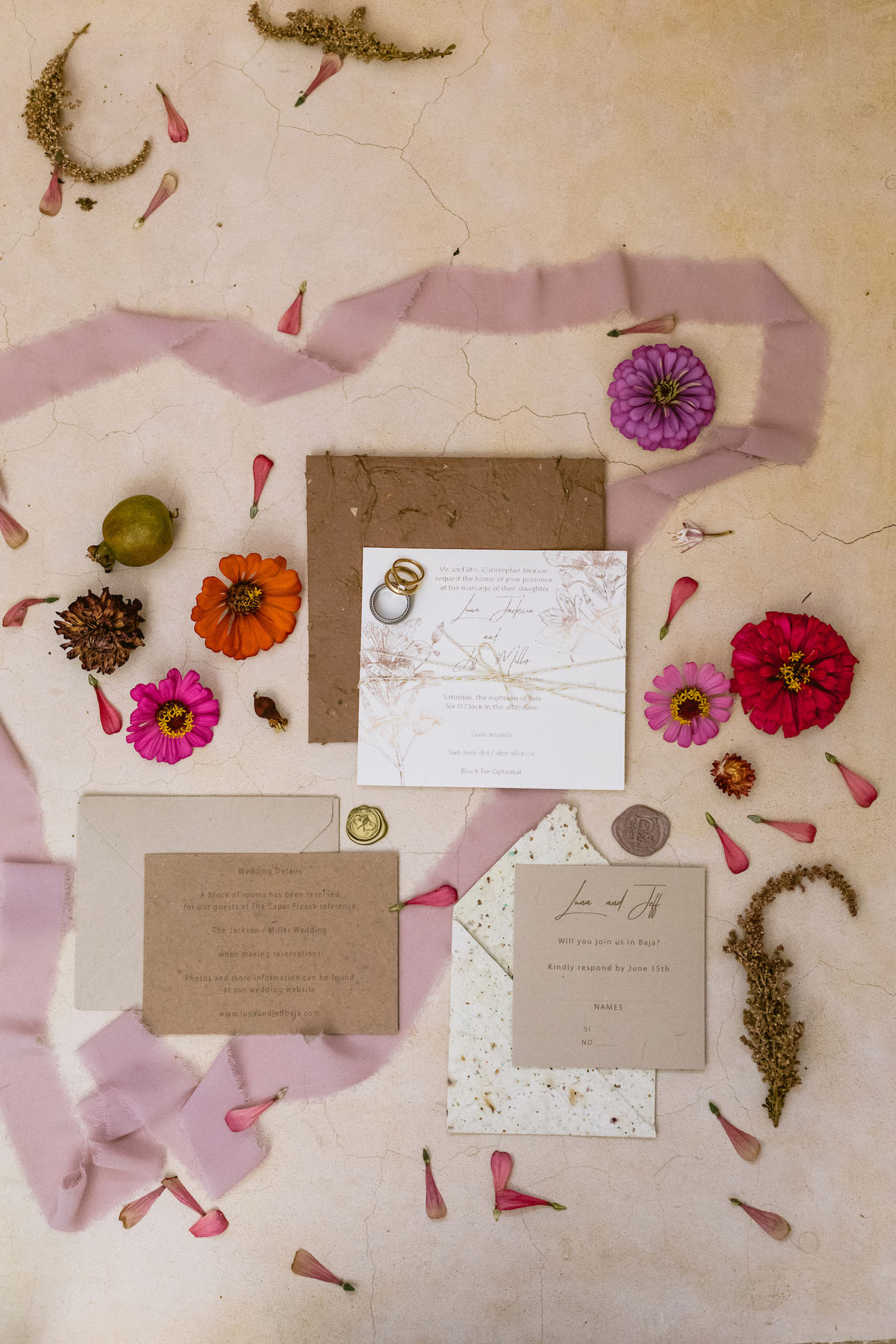 Old Mexico Wedding Inspiration