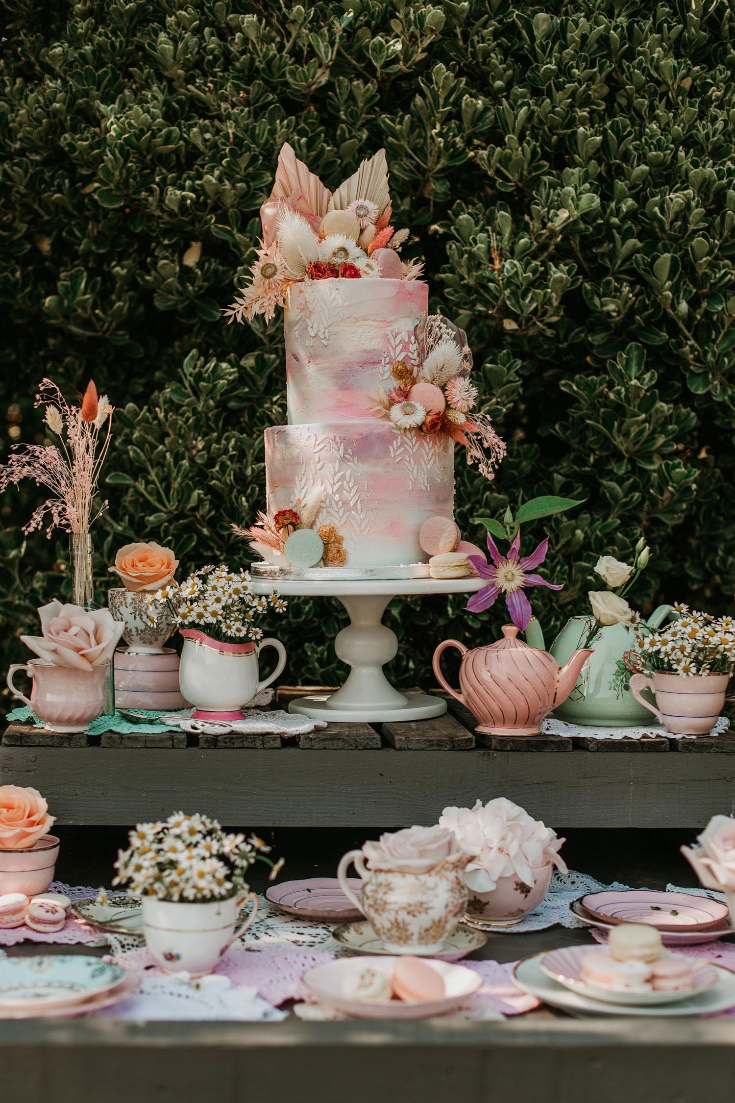 Taylor Swift wedding cake