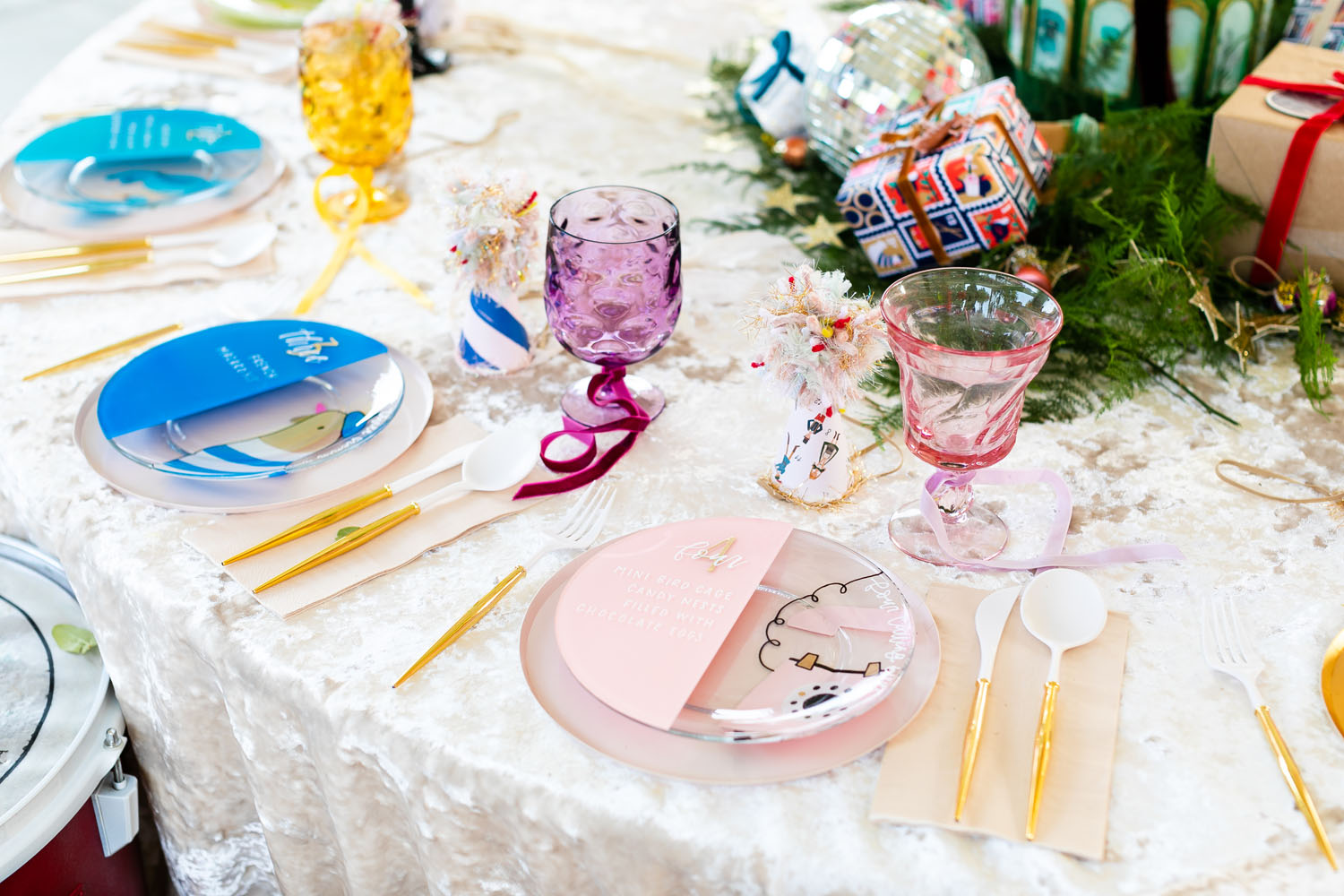 12 Days of Christmas Dinner Party