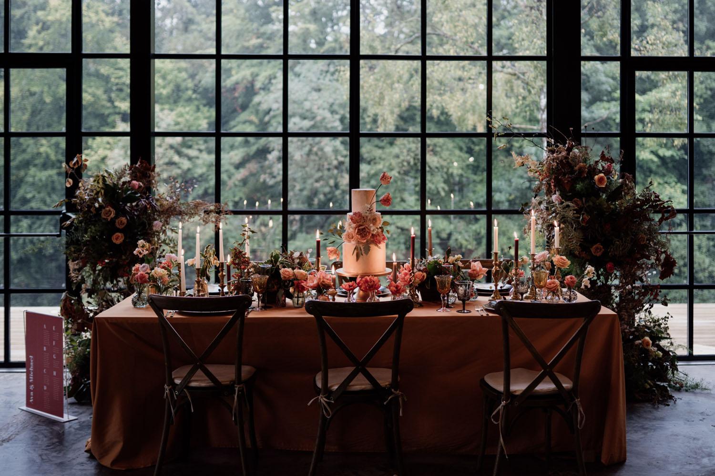 Earthy Wedding Inspiration