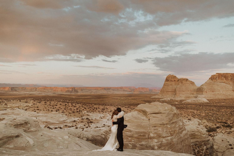 Utah Desert Elopement
