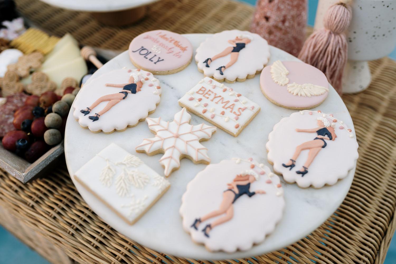 Beyonce Cookies