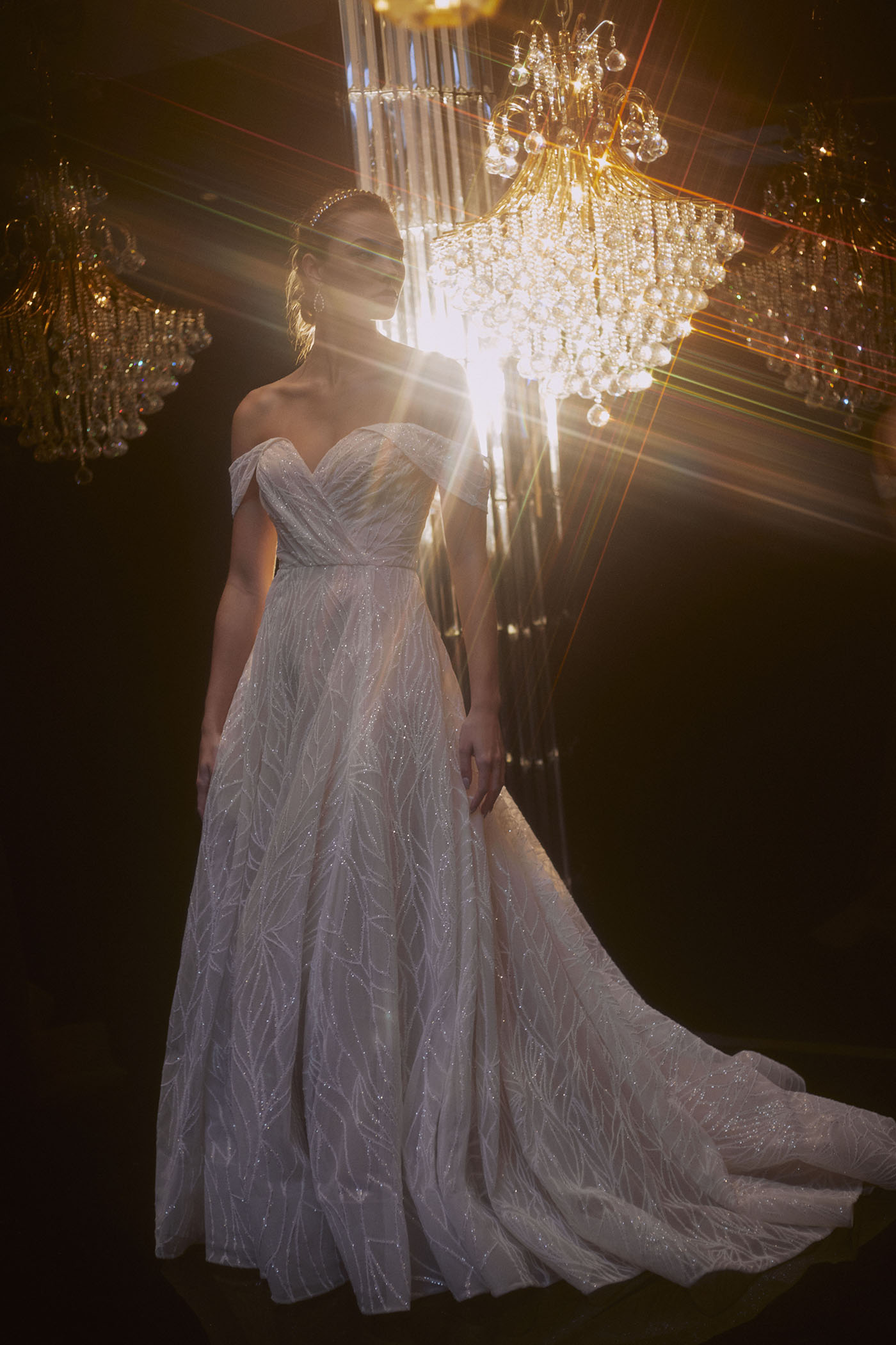 Mazzy Gown by Hayley Paige