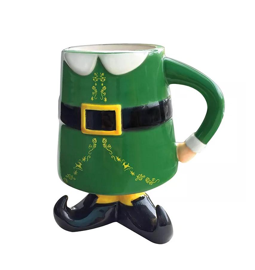 buddy the elf christmas mug