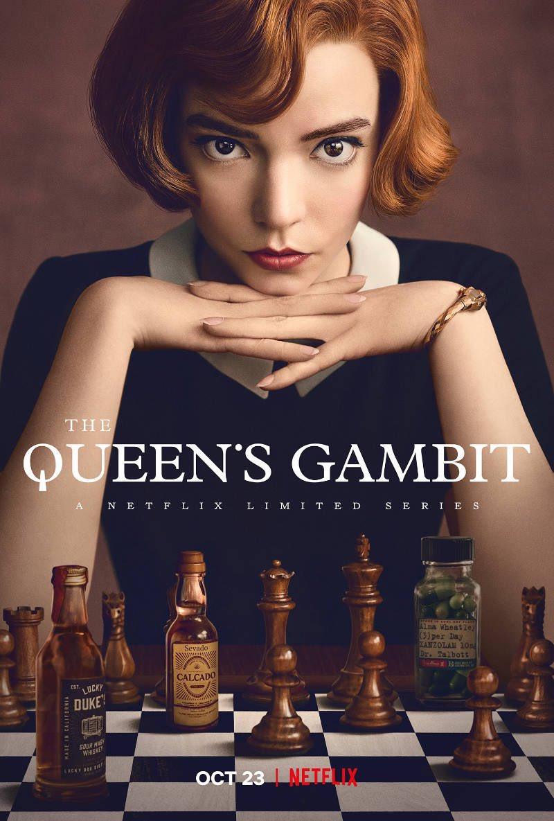 the queen's gambit on netflix