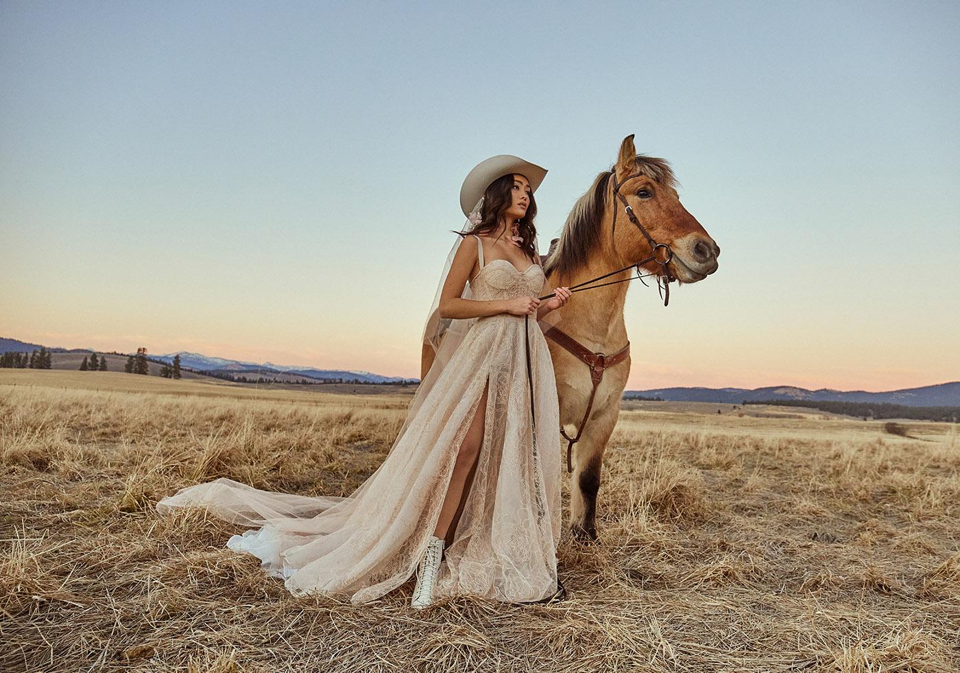 Tara Lauren Wedding Dress