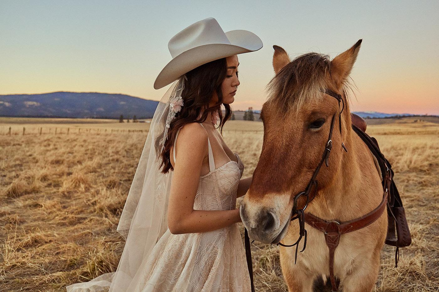 Tara Lauren Kismet Gown