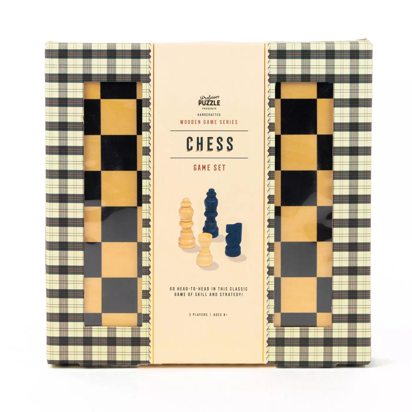 Chess game from target