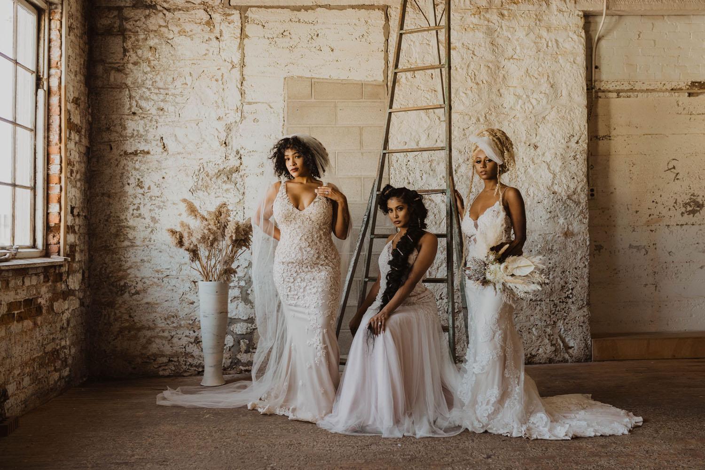 Boho Loft Wedding Inspiration