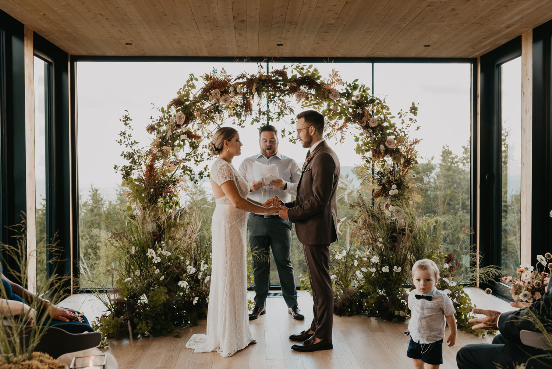 Canada Micro Wedding
