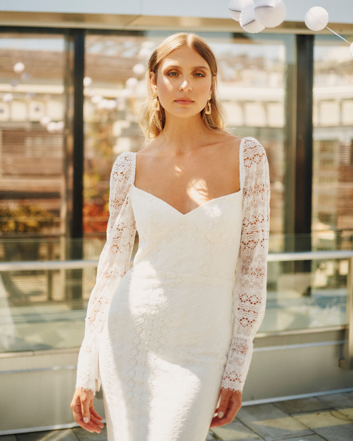 Introducing the Kairos Wedding Dress Collection from LAUDAE